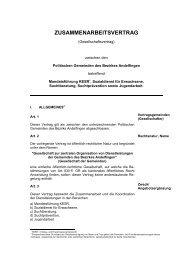 Gesellschaftsvertrag (Antrag an die ... - Gemeinde Volken