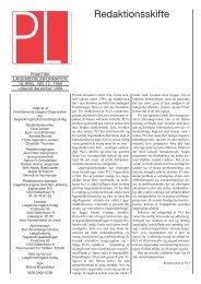 Redaktionsskifte - Institut for Rationel Farmakoterapi
