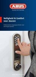 Veiligheid & Comfort voor deuren - Abus