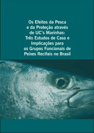 loeter, S. R., Ferreira, C. E. L. & Gasparini, J. L. 2007. Os efeitos da ...