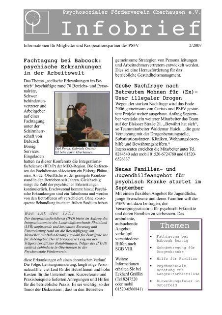 Newsletter 2/07 (PDF, 1,1 MB) - intego