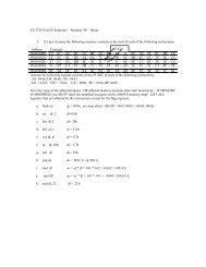 EE 3724 Test #2 Solutions - Summer '00 – Reese 1. (33 pts ...