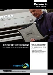 download PDF - Business - Panasonic