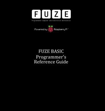 FUZE_BASIC_Reference_Guide