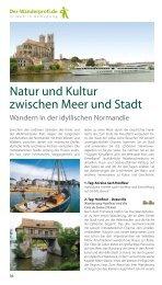Natur und Kultur zwischen Meer und Stadt - Der-Wanderprofi.de