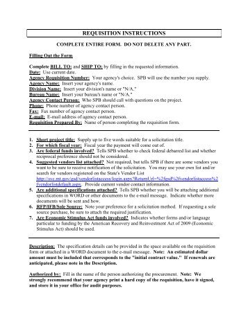 Cms–400, Printing Services Requisition Form
