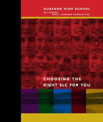 SLC Informational Brochure - Durango High School