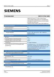 Product data sheet 6ES7151-7FA21-0AB0 - TP Automation e.K.