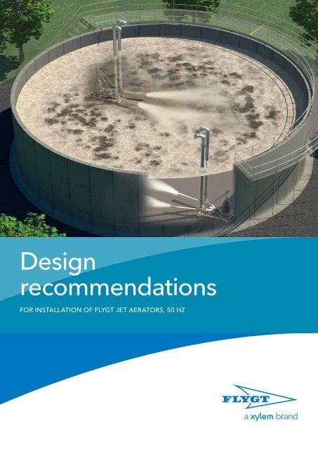 Design recommendations - Water Solutions