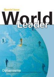 Dynamisme 210 (World Leader)xp - Union Wallonne des Entreprises
