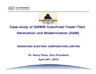 Coal Fired Power Plant R&M - NPTI