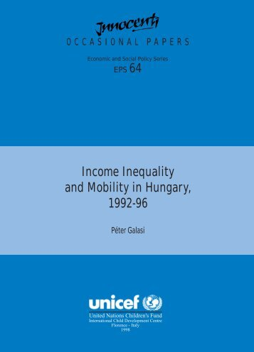 OK Income Inequality..