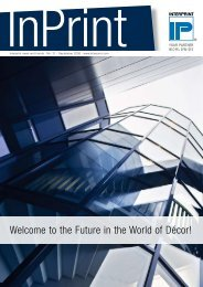 Welcome to the Future in the World of Décor! - Interprint