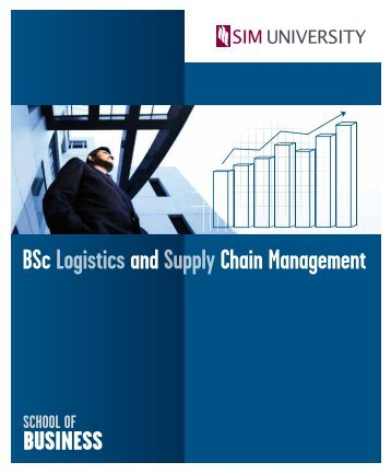 bsc logistics and supply chain management - SIM University
