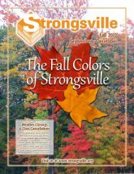 Here - The City of Strongsville