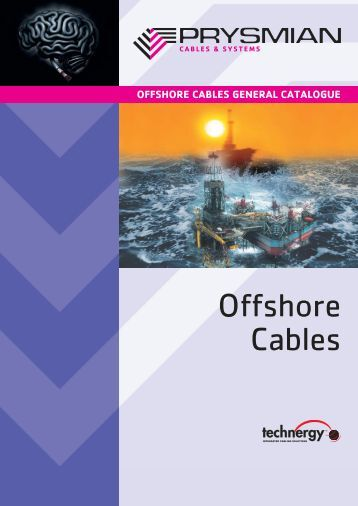 TEOF Offshore Cables - Prysmian Group