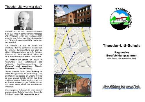 deutscher - Theodor-Litt-Schule - Stadt Neumünster