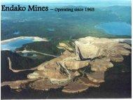 Endako Mine PDF - Minerals North
