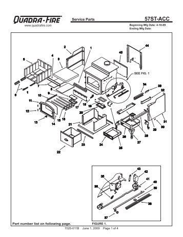 Replacement Parts Quadra