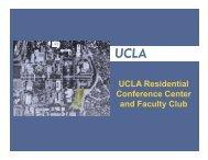 Presentation Materials - UCLA Academic Senate