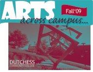 Fall'09 - Dutchess Community College