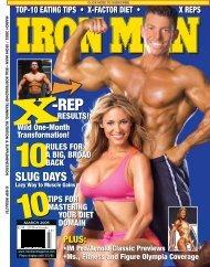 Ultra Intensity MASS! - Iron Man Magazine