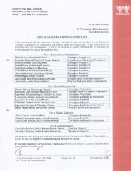 instituto del fondo nacional de la vivienda para los ... - Infonavit