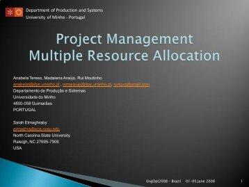 Diapositivo 1 - Departamento de Produção e Sistemas ...