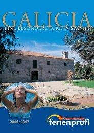 GALICIEN – Wasser des Lebens 2006/2007
