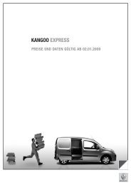 KANGOO EXPRESS - Renault