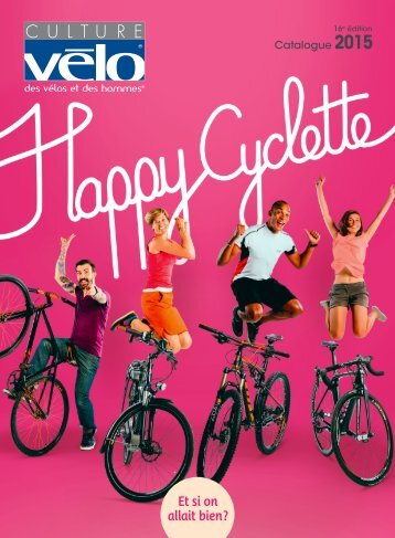 Culture Vélo - Catalogue 2015