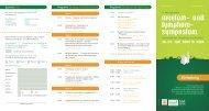 Download Programm - Myelom Hilfe Österreich