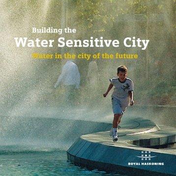 "book ""Building the Water Sensitive City"" - Royal Haskoning"