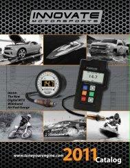 2011 - Innovate Motorsports