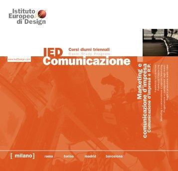 Comunicazione IED