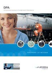 AICON DPA Broschüre deutsch - AICON 3D Systems