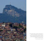 human insecurity rio: fighting for the favelas - IRIN