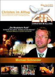 Gemeindebrief 2012-03 04 - Christen im Alltag