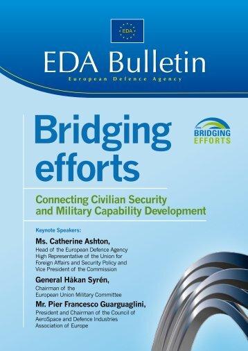 "Bulletin 14 - ""Bridging Efforts"" Special Bulletin - European Defence ..."