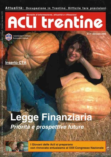Acli Trentine GENNAIO 2005