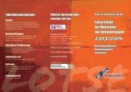 Flyer - MOBILE Selbstbestimmtes Leben Behinderter eV