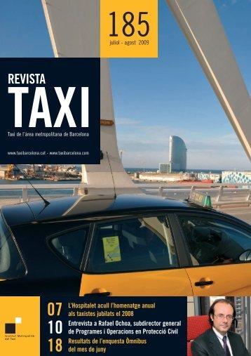 REVISTA - Institut Metropolità del Taxi