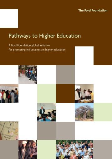 Pathways to Higher Education - Ford Foundation