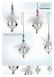 SNOWDROPS - Create Your Style
