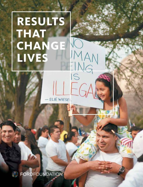 2012 Annual Report - Ford Foundation
