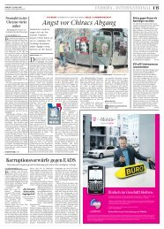 Financial Times Deutschland vom 10.04.2007 Seite 15