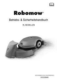 Robomow - iRobot Shop