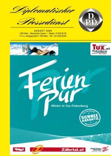 touristische highlights - Diplomatischer Pressedienst