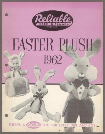 Easter Plush - 1962 PDF download