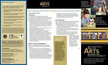 Extra! New Report! - Arts Education Partnership